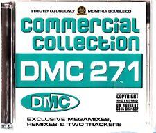 DMC -Commercial Collection- Remixes 2-CD (House/TV Breaks/Michael Jackson)