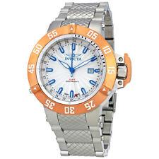 Invicta Subaqua Silver Dial Mens Watch 21728