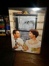 The Apartment (Dvd B/W 2001) Jack Lemmon Shirley MacLaine Mgm 1960 Classic