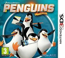 Penguins of Madagascar Nintendo 3ds Dreamworks