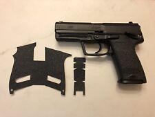 HANDLEITGRIPS Textured Rubber Gun Grip Enhancement Tape Gun Parts for HK USP 40
