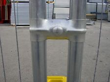 Heras Coupler Clip to fit connect Site Temporary Fencing Panels x 100