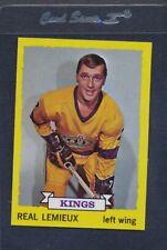 1973/74 Topps #122 Real Lemieux Kings NM/MT *767