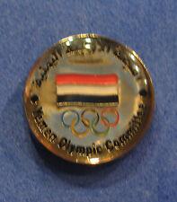 2014 YEMEN Rare NEW Olympic NOC Internal Team DELEGATION  pin
