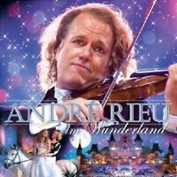 "ANDRE RIEU ""ANDRE RIEU IM WUNDERLAND"" 2 CD NEUWARE"