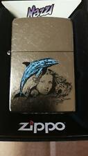Zippo Genuine Refillable Cigarette Lighter, Mazzi #37 New With Box