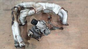 Subaru Wrx Sti Vf37 Twinscroll Kit Gdb