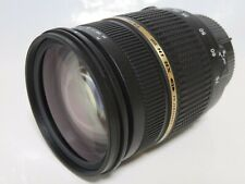 TAMRON Standard Zoom Lens SP AF28-75mm F2.8 XR Di Full-Size for Nikon New in Box