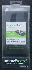 Soundflow Soundboard Wireless Portable Speaker - No pairing, No wires SP20BKGR