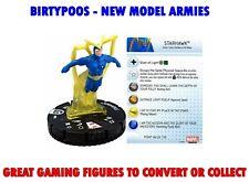 Marvel Heroclix Guardians of the Galaxy #4 STARHAWK NEW+CARD