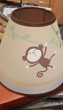 Kids Lamp Shade monkey