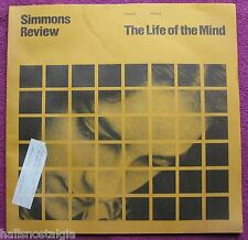 1973 Simmons Review THE LIFE OF THE MIND