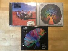 Muse [3 CD Alben]  2nd Law (DVD) + Resistance + Black Holes