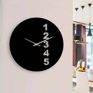 Wall Clock Australian Made Design Style #6