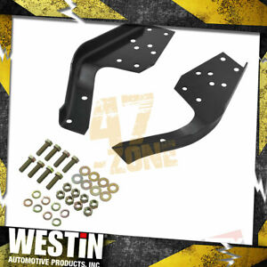 For 1978-1996 Ford Bronco Bumper Mounting Kit