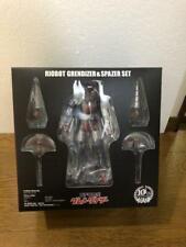 SenTiNel Riobot UFO Robot Grendizer & Spazer Action Figure Set NEW