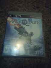Vanquish Sony PlayStation 3 PS3