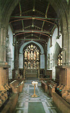 Postcards Leicestershire  Leicester Cathedral   unposted  Woodmanstern