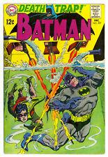 Batman #207 VF- 1968 DC Comic Book