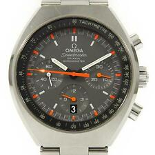 Authentic OMEGA REF. 327 10 43 50 06 001 Speedmaster Mark II Automatic  #260-...