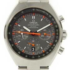 Authentic OMEGA REF. 327 10 43 50 06 001 Speedmaster Mark II Automatic  #260-...
