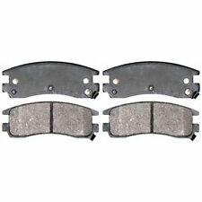 Rear Semi Metallic Disc Brake Pad Set SGD714M RAYBESTOS for Chevy Buick Cadillac