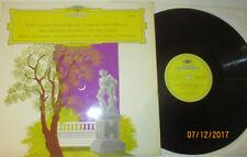 """12"""" LP Vinyl Berliner Philharmoniker,""""Eine kleine Nachtmusik""""Deutsche Grammophon"""