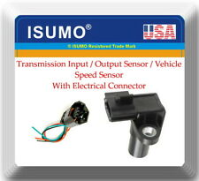 Oe Spec Trans Vehicle Speed Sensor W/Connector Fits: Infiniti Nissan 2003-2017