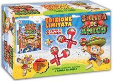 Samba De Amigo + Maracas Nintendo WII SEGA