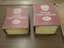 OEM Ford 1957 - 1968 Truck Master Parts Books F100 Econoline 1958 1959 1960 1961
