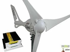Kit Wind Generator + charge controller 24V/500W white,wind turbine  iSTA Breeze®