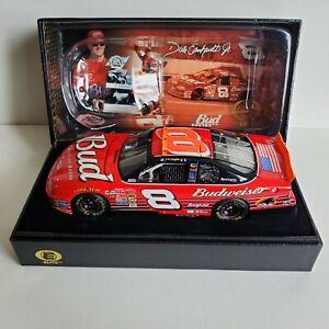 Dale Earnhardt Jr #8 Budweiser 2001 Monte Carlo Talladega Win/ Raced Version