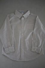 Janie and Jack Boys Long Sleeve Button Down Shirt size 5