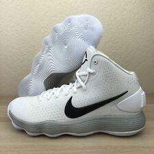 Nike Hyperdunk 2017 TB Promo WHITE GREY 942571-119 Men's Size 10.5
