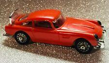 James Bond 007-AC GILBERT Aston Martin DB5 Slot Car ((NICE VERY RARE))