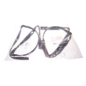 Honda Civic Sedan EJ6 EJ9 EK2 EK4 95-00 Rear Weatherstrip Glass Run Channel Pair