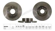 Disc Brake Rotor-Standard Brake Rotor Rear Best Brake GP34294