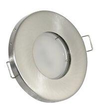 Badeinbaustrahler 5W LED Einbaustrahler IP65 GU10 230V Bad Feuchtraum Spot Lampe