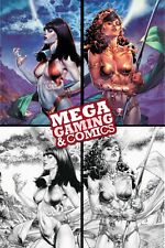Vampirella Dejah Thoris #1 Jay Anacleto ALL COVERS COMBO MEGA EXCLUSIVE