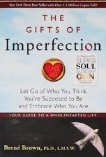 The Gifts of Imperfection by Brene Brown (author)