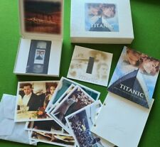 1997 - TITANIC FILM VHS Video Collectors Pack - VHS Tape New & Sealed
