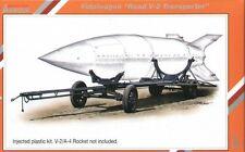 Special Armour 1/72 Vidalwagen V-2 Road Transporter # 72009