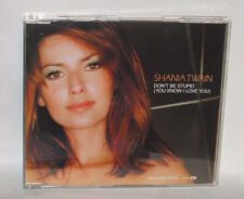 Shania Twain - Don't Be Stupid CD Single with video