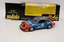 Solido Trans kit 1/43 - Porsche 911 934 RMC Esso Rallye Monte Carlo 1979
