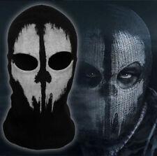 Call Of Duty Balaclava Ghost Skull Face Mask Bike Skateboard Hood Ski Cosplay L9