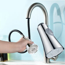 Multifunction Kitchen Sink Faucet Spray Head Replacement ABS Pull Down Sprayer