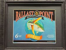 BALLAST POINT PALE ALE   BEER SIGN   #687