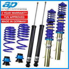 SKODA FABIA 6Y 00-07 1.2 1.4 1.6 RS AP COILOVERS 35-65MM LOWERING SUSPENSION KIT
