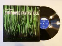 Berlioz Symphonie Fantastique Le Conte Orchestra Paris Concert Hall AM2122 LP