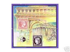 TIMBRE BLOC  C.N.E.P  N° 42 SALON D'AUTOMNE 2004